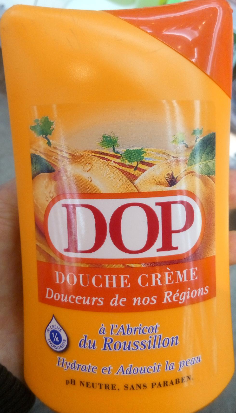 Douche crème douceurs de nos régions à l'abricot du Roussillon - Product
