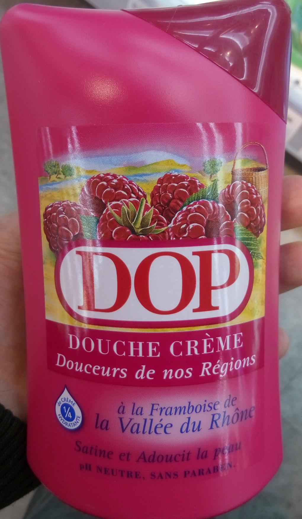 Douche crème douceurs de nos régions à la framboise de la vallée du Rhône - Product - fr