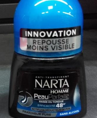 Anti-transpirant Narta Homme Peau parfaite - Product - fr