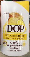 Douche crème Douceurs d'Enfance au parfum du Quatre-Quarts au Citron - Product
