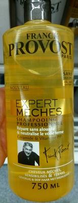 Expert mèches shampooing professionnel - Produit