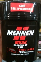 Musk Déodorant 24h Stick Large - Product