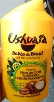 Bahia do Brasil crème de douche extrait de fève de café tonifiante & huile de macadamia - Produit - fr