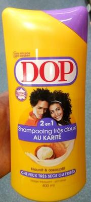 Shampooing très doux 2 en 1 au karité - Produit