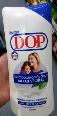 Shampooing très doux au lait végétal - Product