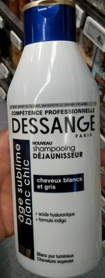 Shampooing déjaunisseur Âge Sublime Blanc Chic - Product