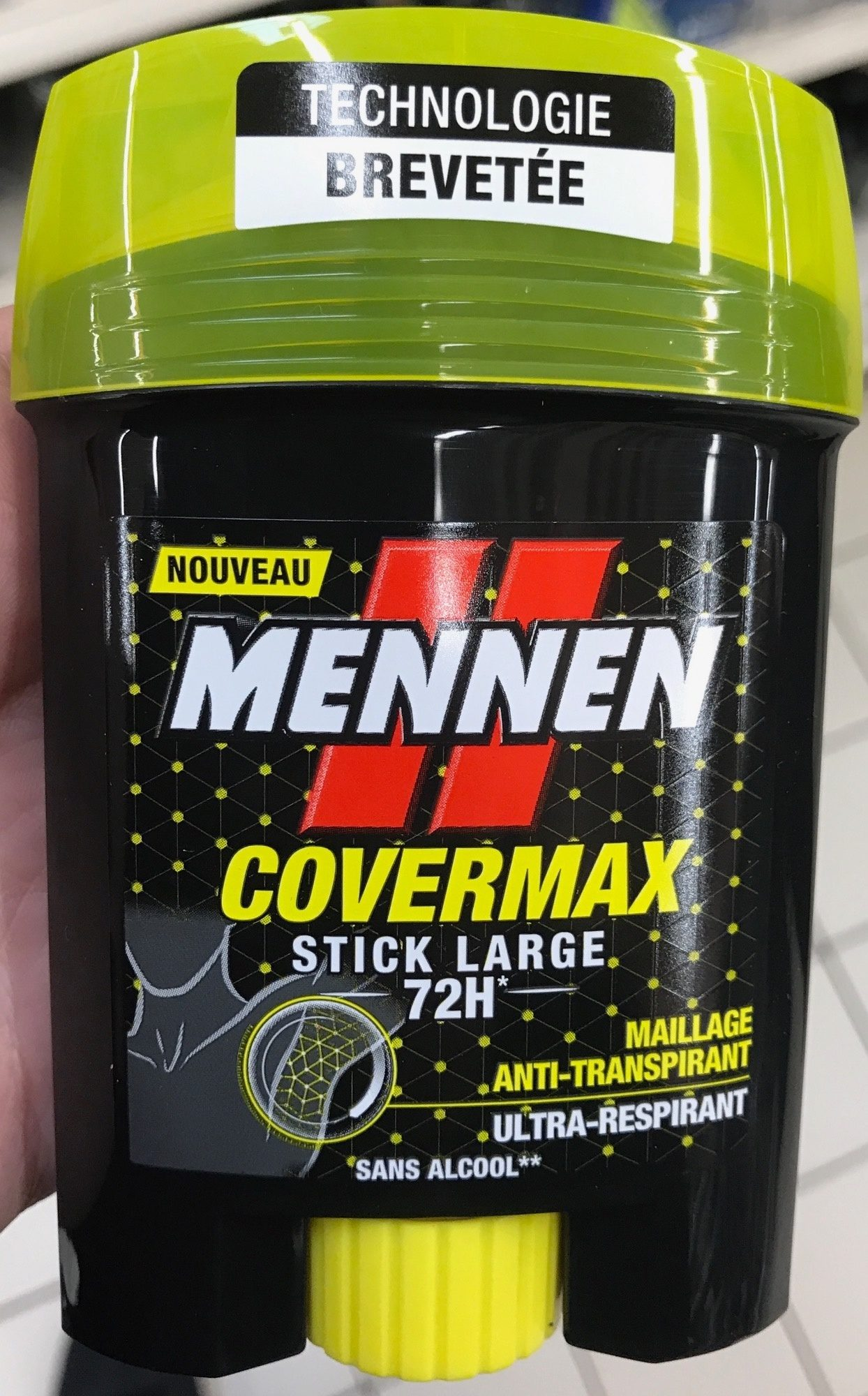 Covermax Stick large 72H - Produit - fr