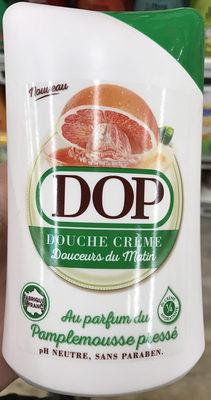 Douche Crème Douceurs du Matin au parfum de Pamplemousse pressé - Product