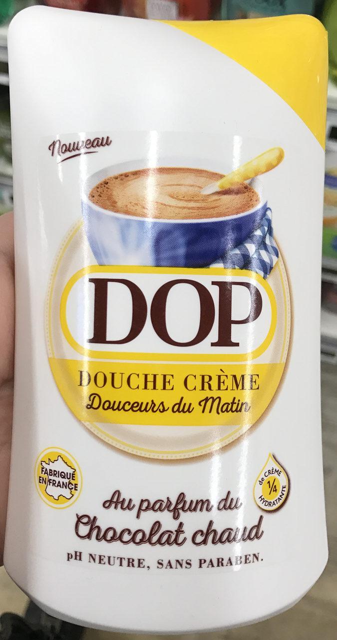 Douche Crème Douceurs du Matin au parfum du Chocolat chaud - Produit