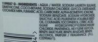 Shampooing anti-dessèchement - Ingredients - fr