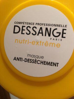 Nutri extrême masque anti desséchant - Product - fr