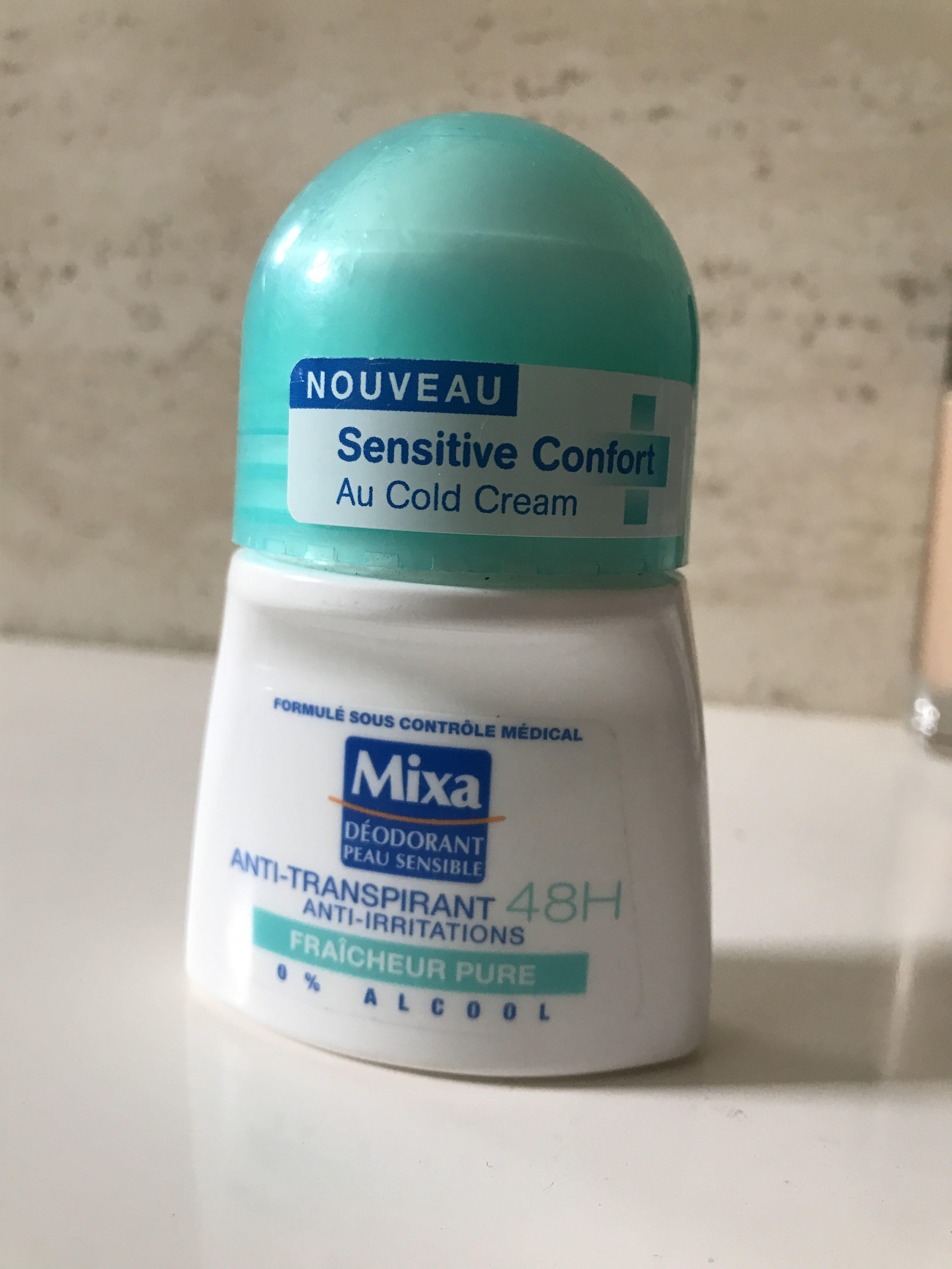 Déodorant peau sensible Sensitive Confort - Product - fr