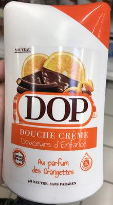 Douche Crème Douceurs d'Enfance au parfum des Orangettes - Produit