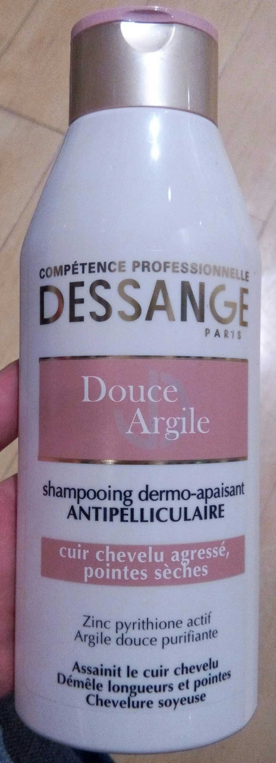 Shampooing dermo-apaisant antipelliculaire - Product - fr