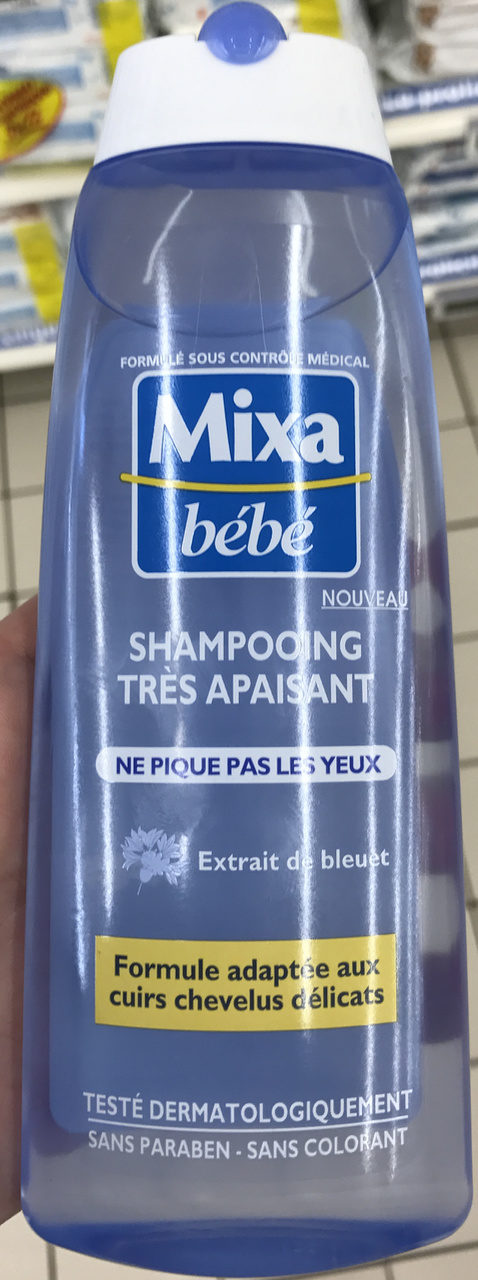Shampooing très apaisant - Product