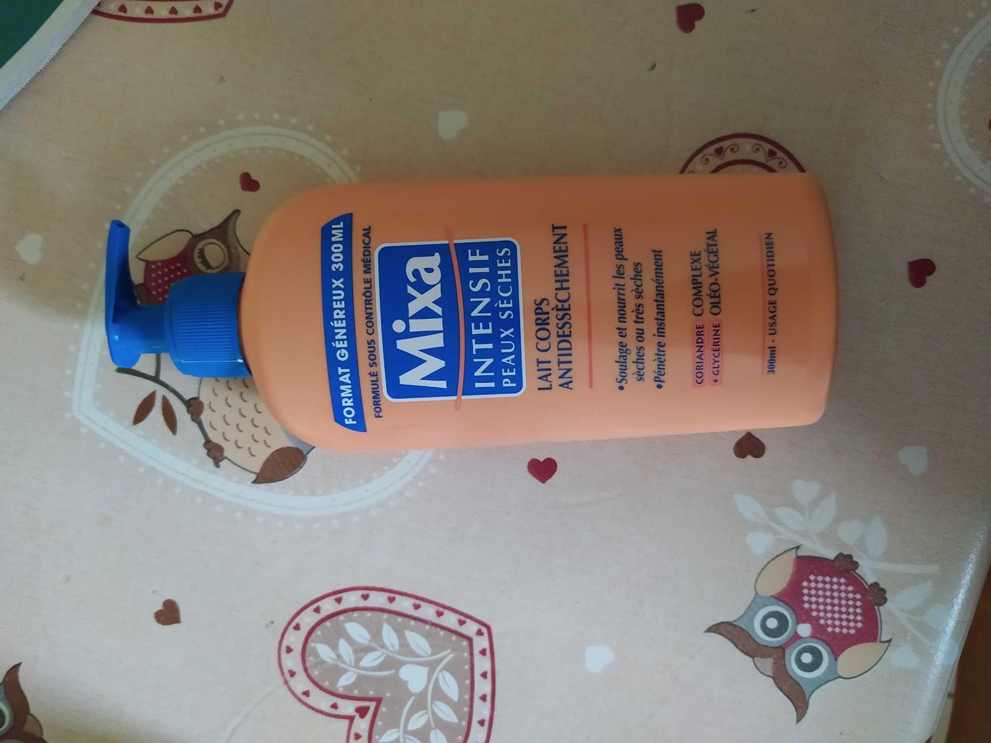 Mixa intensif peaux sèches 300 ml - Product - fr