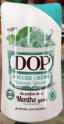 Douche Crème Douceurs Glacées au parfum de la Menthe givrée - Produit