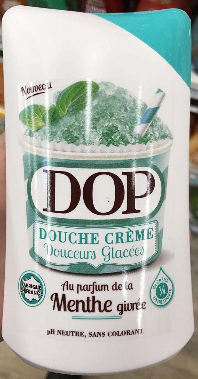 Douche Crème Douceurs Glacées au parfum de la Menthe givrée - Product