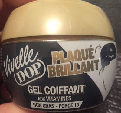 Gel coiffant Plaqué Brillant - Product