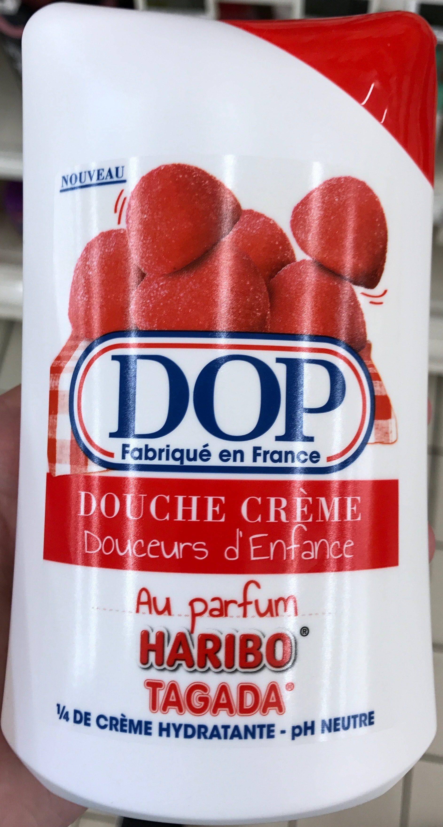 Douche crème Douceurs d'Enfance au parfum Haribo Tagada - Product - fr
