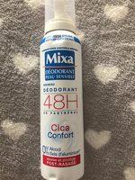 déodorant mixa peau sensible - Product