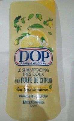 Shampooing à La Puple De Citron / Zitronen-shampoo - Produit
