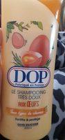 Le shampooing très doux aux oeufs - Produit