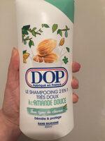Shampooing 2 en 1 très doux à l'amande douce - Product