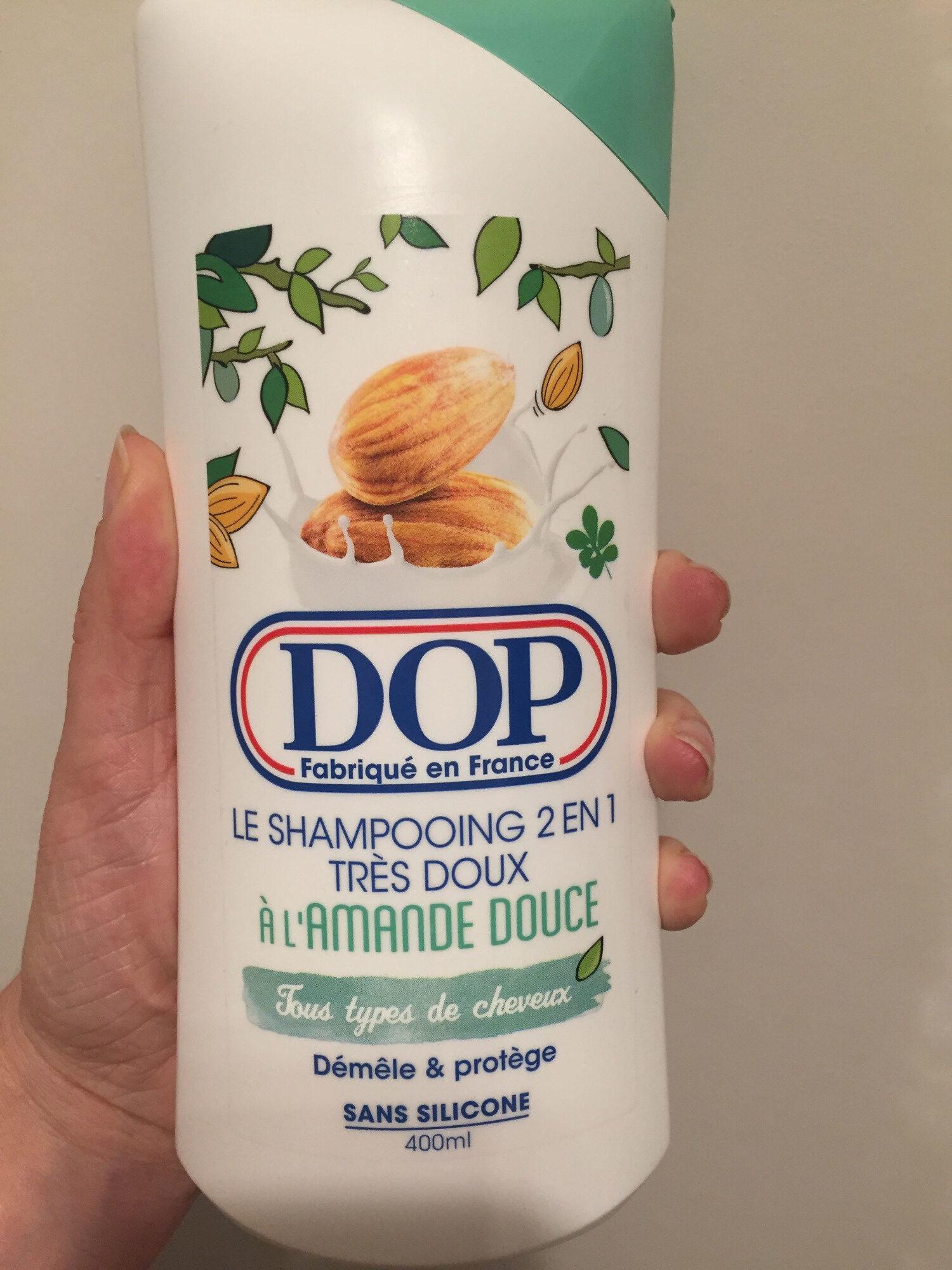 Shampooing 2 en 1 très doux à l'amande douce - Product - fr