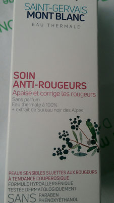 soin anti rougeurs saint Gervais mont Blanc - Product