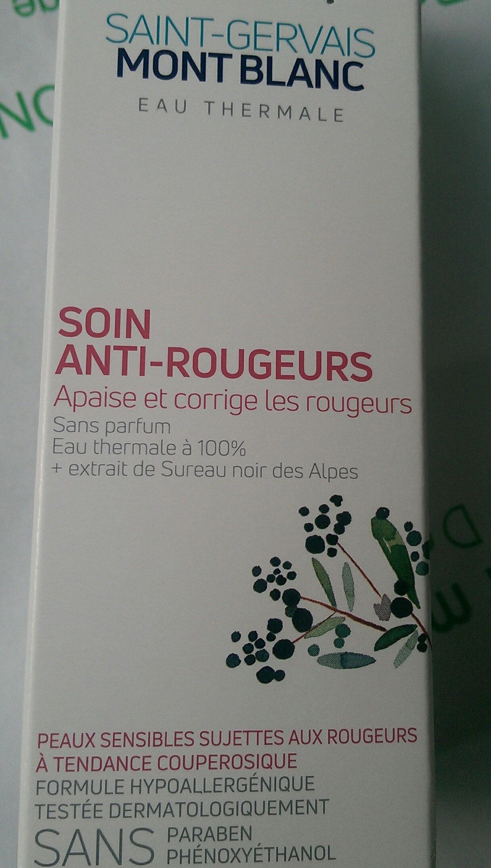 soin anti rougeurs saint Gervais mont Blanc - Product - fr