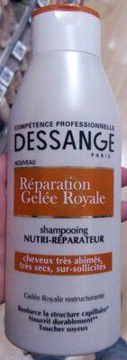 Shampooing nutri-réparateur réparation gelée royale - Product