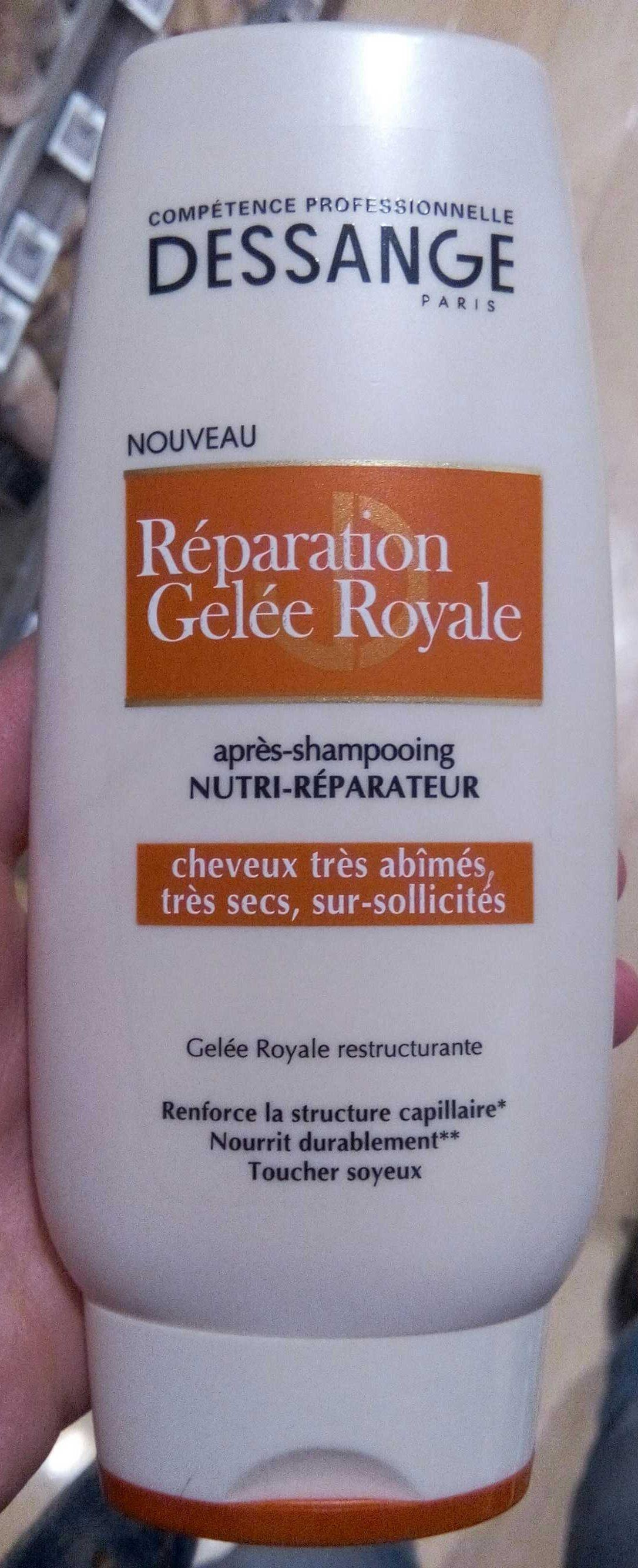 Après-shampoing nutri-réparateur - Produit - fr