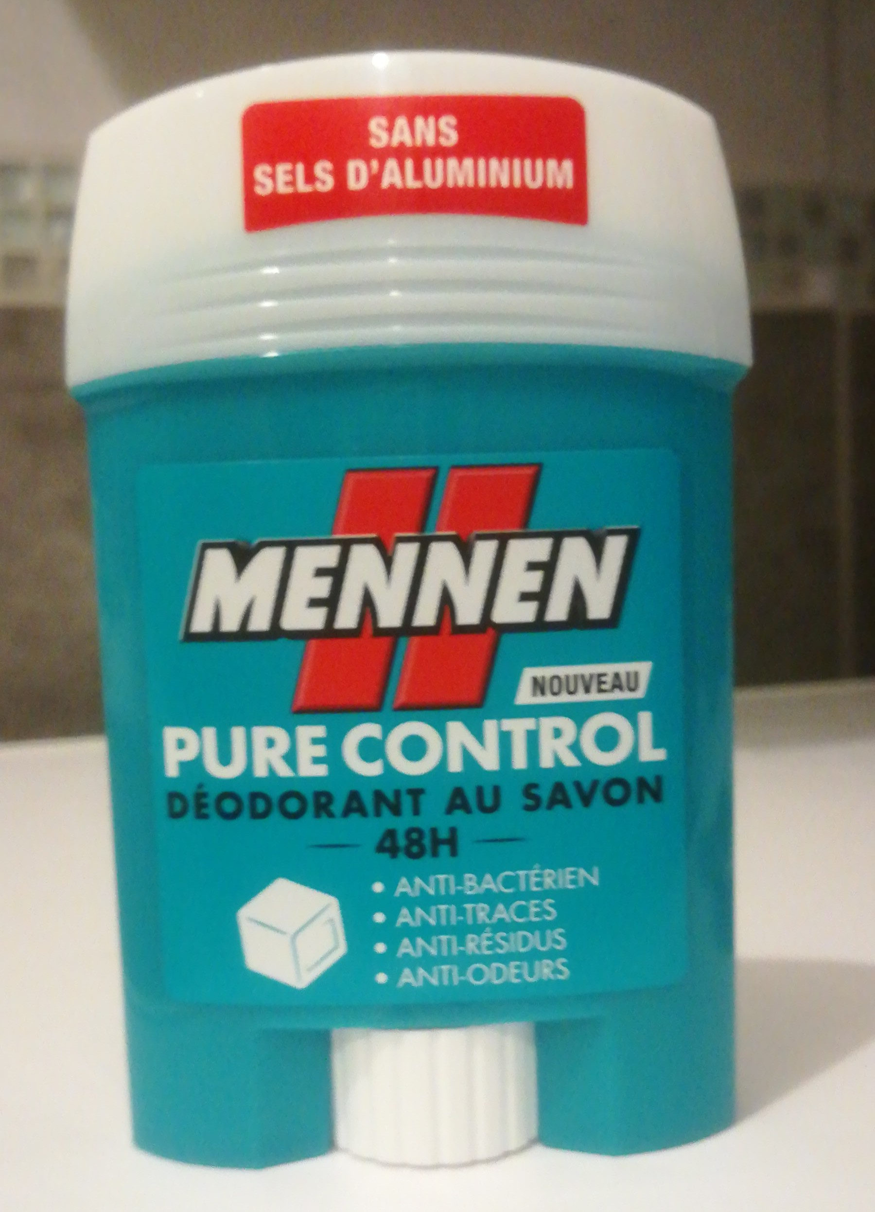 Mennen Pure Control - Produit - fr