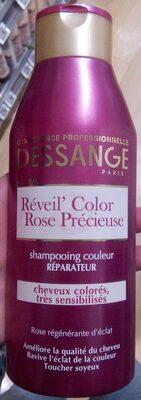 Shampooing couleur répateur - Produit