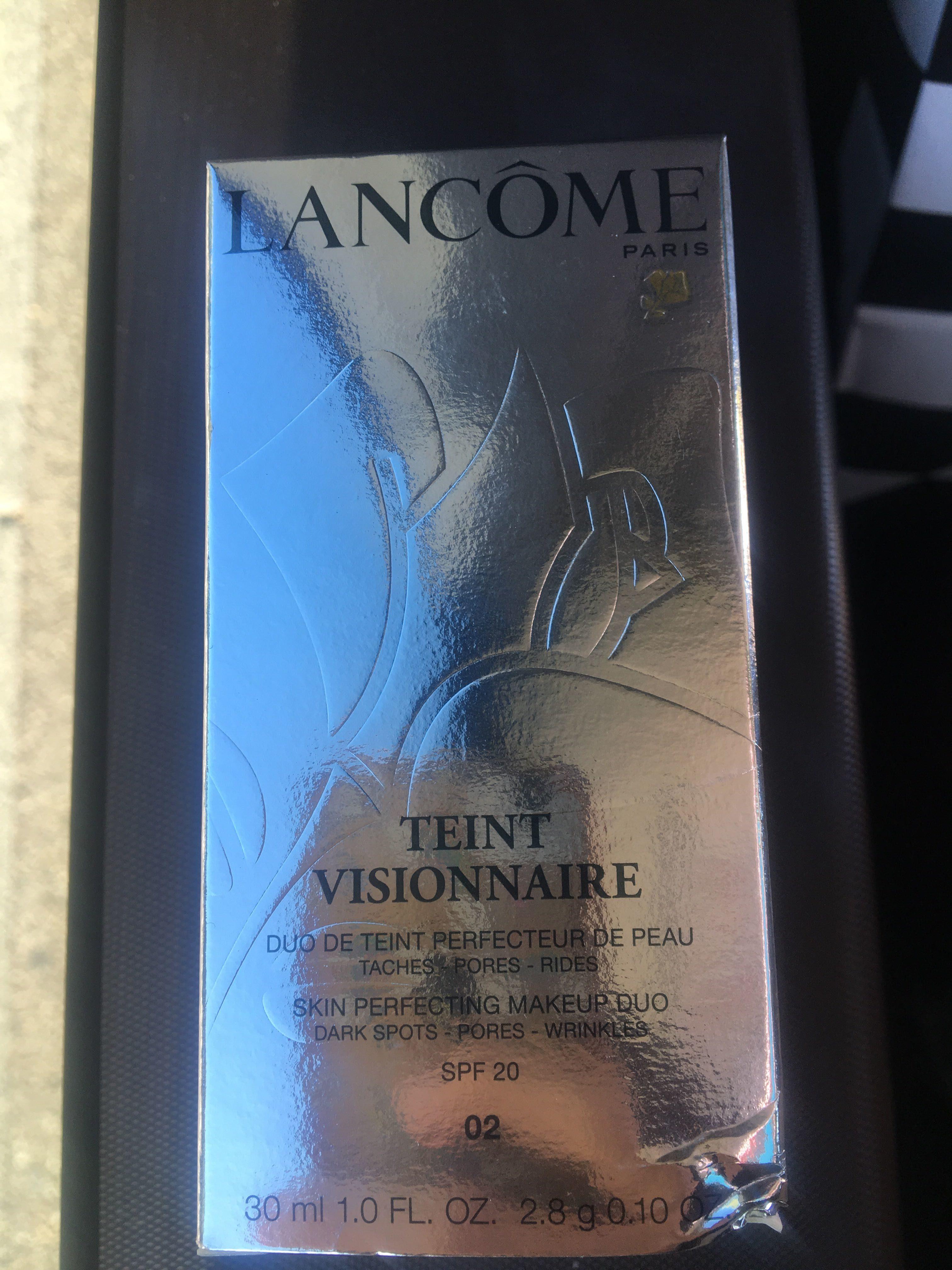 Tient visionnaire - Produit - fr
