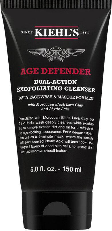 Age Defender Dual Action Exfoliating Cleanser - Product - en