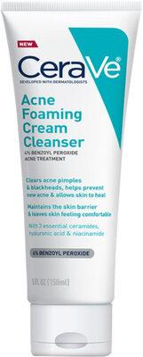 Acne Foaming Cream Cleanser - Product - en