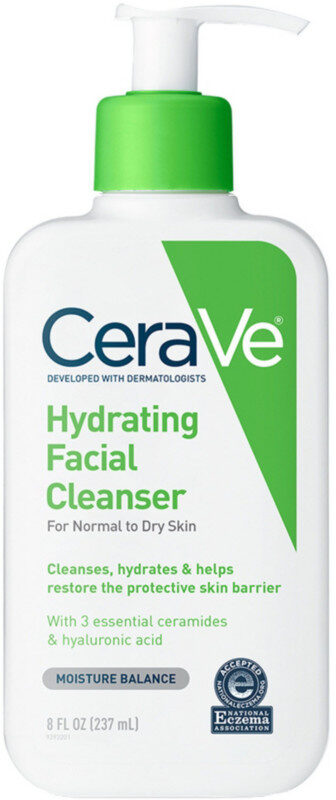 Hydrating Facial Cleanser - Product - en