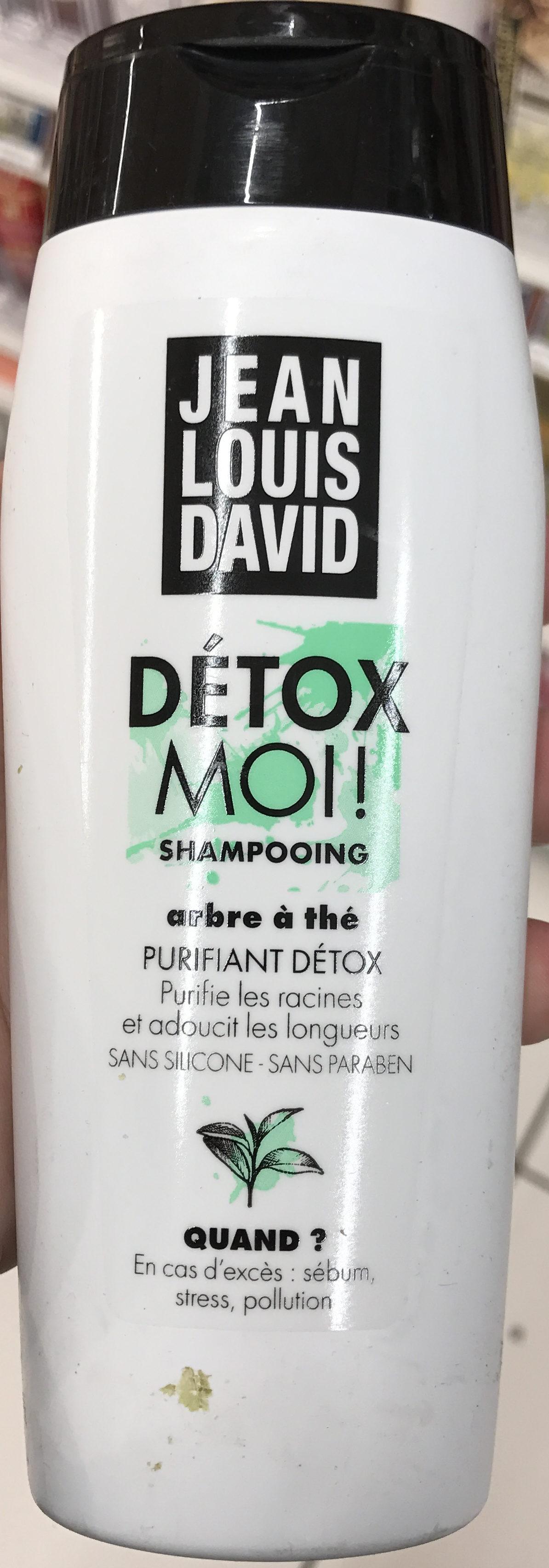 Détox Moi! Shampooing - Produit