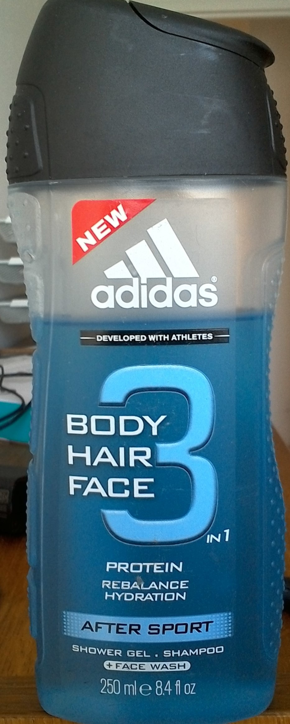 Body hair face - After sport - Product - fr
