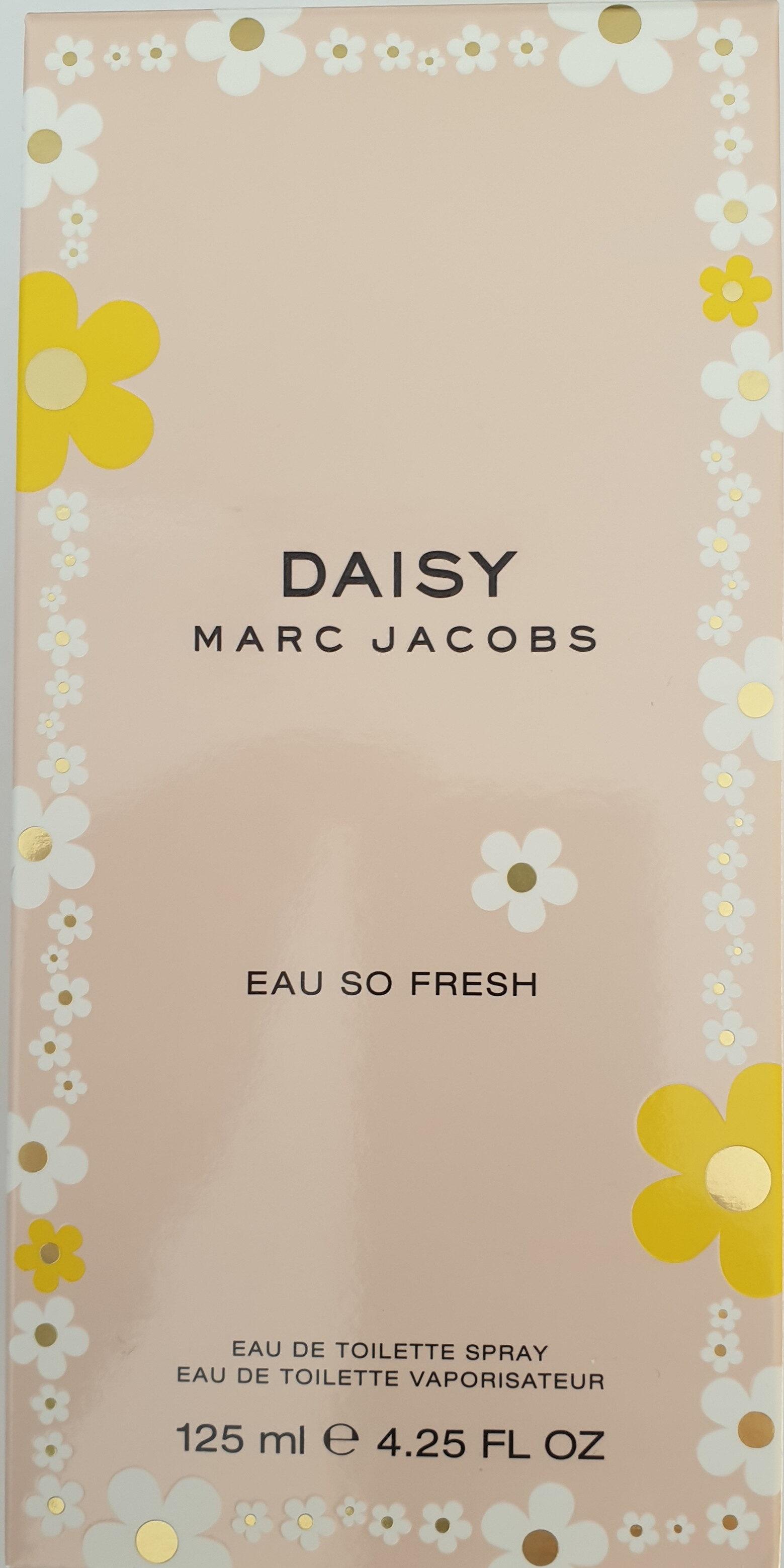 Daisy Eau detoilette spray - Product