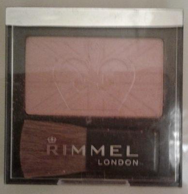 Fard à joue couleur naturelle 120 rose pink - Produit
