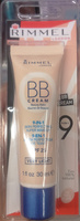 BB cream radiance 9 en 1 SPF 25 - 00? très claire - Product - fr