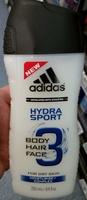 Hydra Sport 3 - Produit - fr