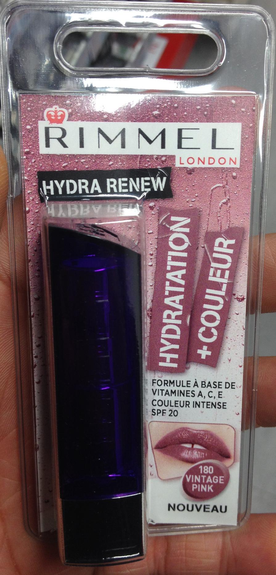Hydra renew - Product - fr