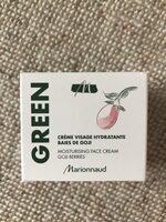 Crème visage hydratante baies de goji - Product