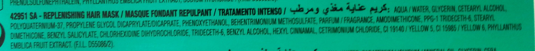 Amla Legend - Ingredients