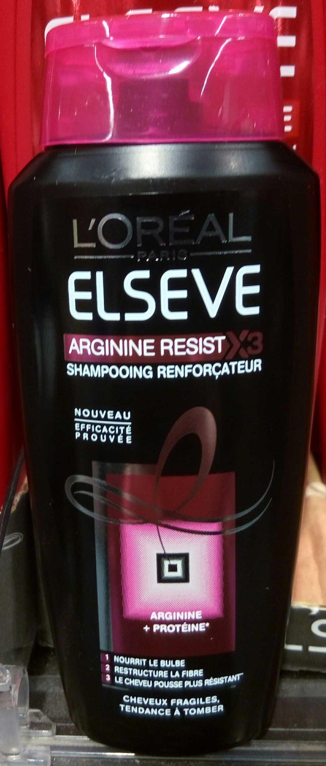 Elseve Arginine Resist X3 - Product