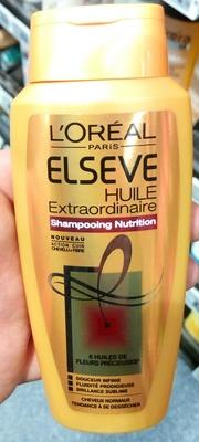 Elseve Huile Extraordinaire Shampooing nutrition - Produit